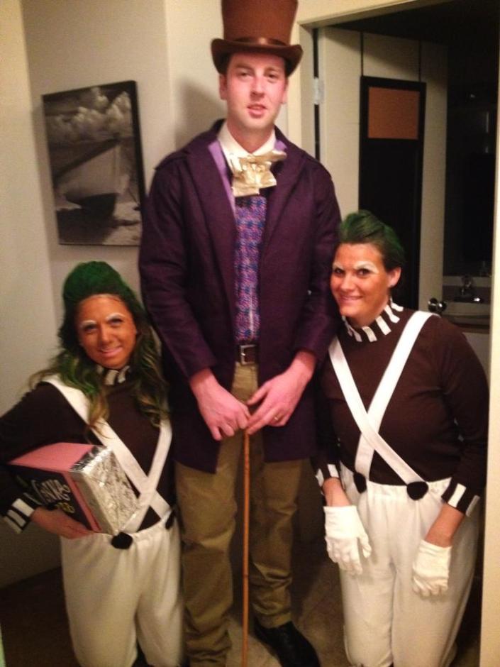 How Tall Is An Oompa Loompa
